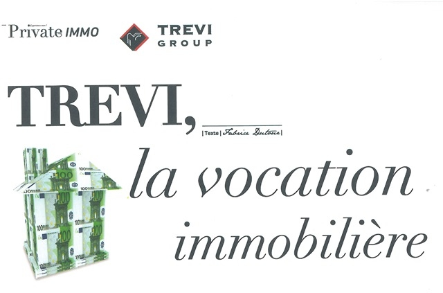 Private Immo - La vocation immobilière