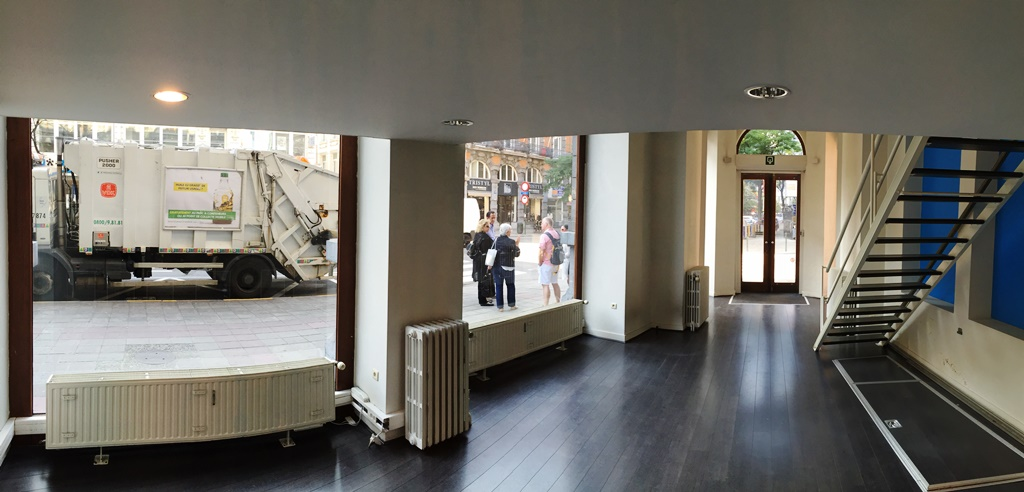 Retail space rented in Brussels Center