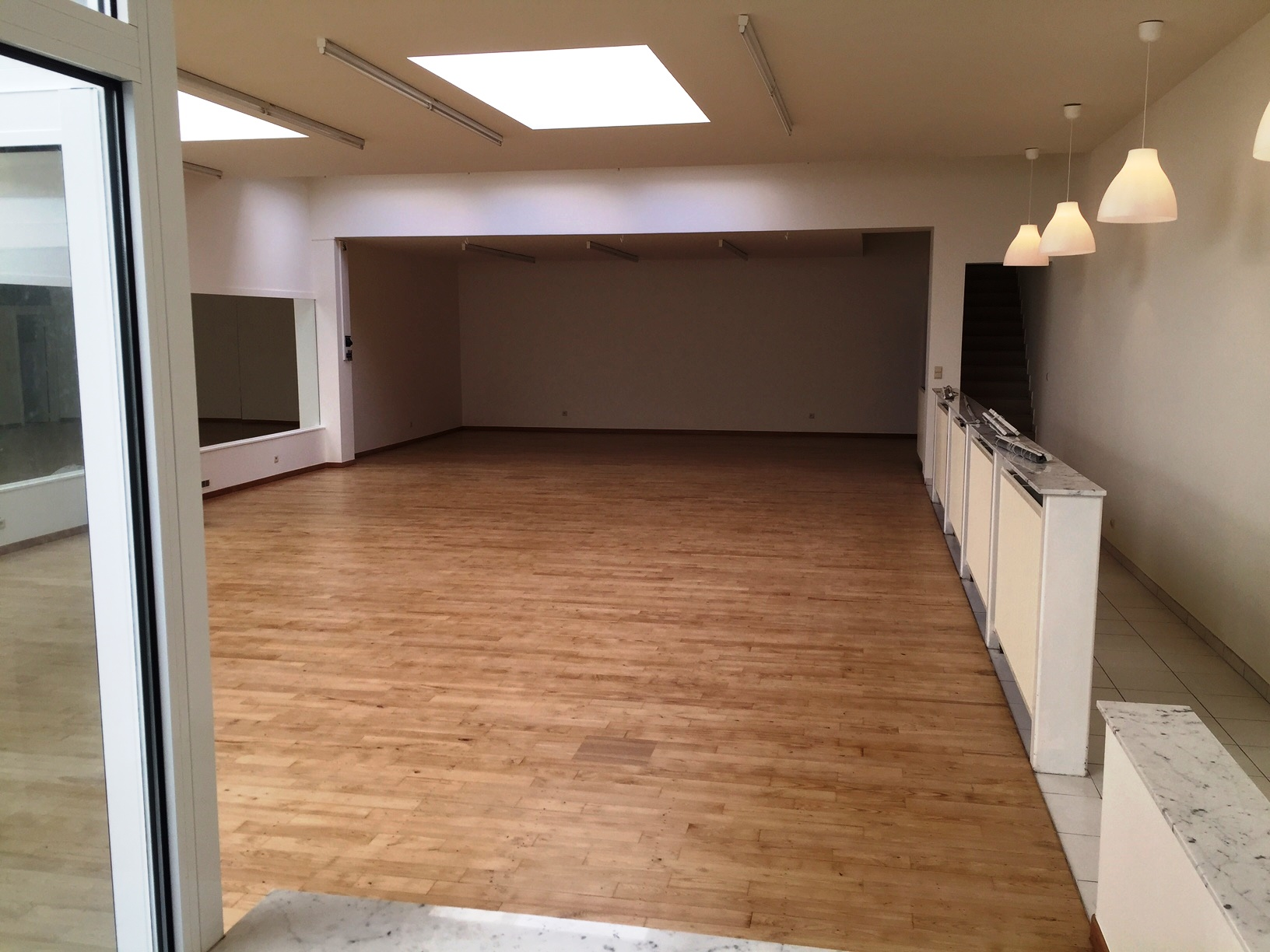 Warehouse rented in Uccle