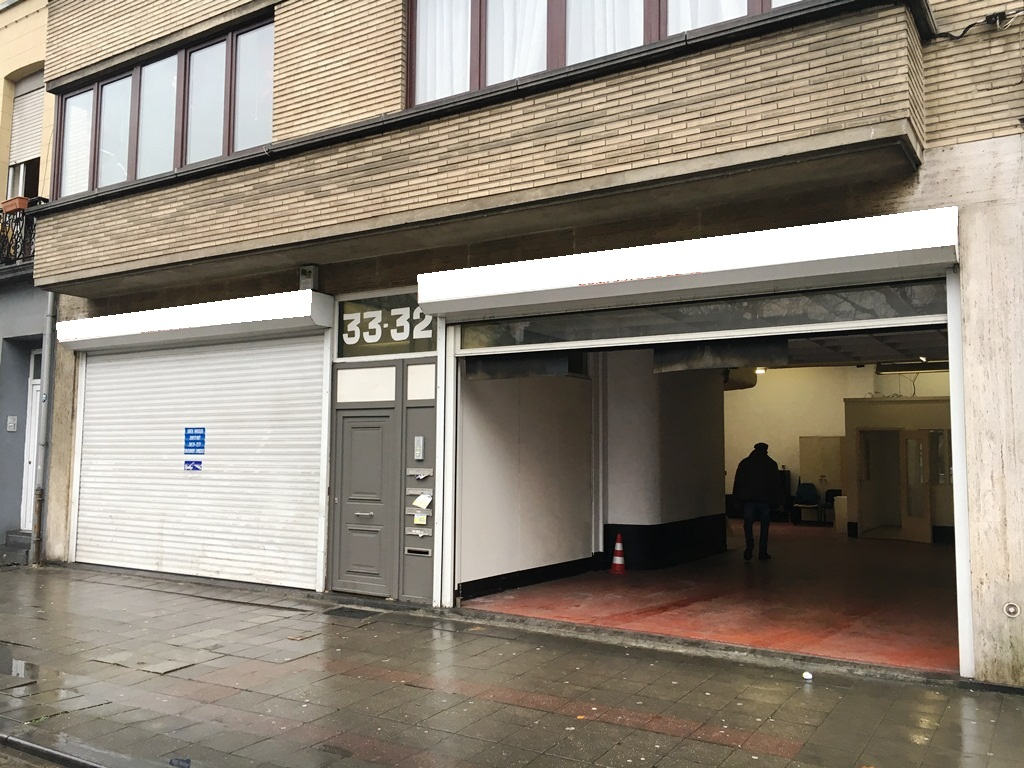 Retail space sold in Brussels North