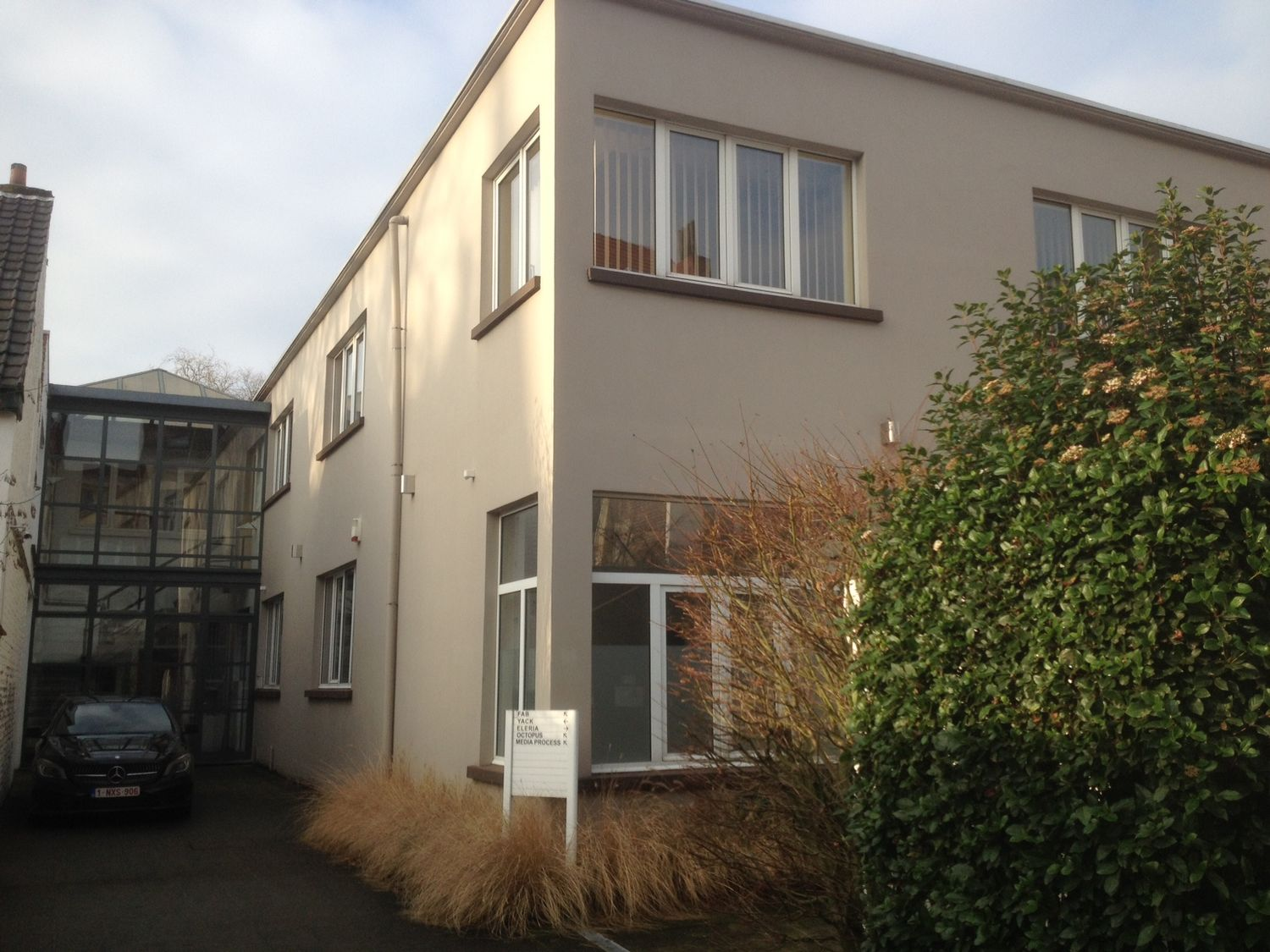 Mixed use building sold in Schaerbeek